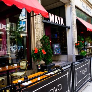 Maya Mexican Grill - Downtown