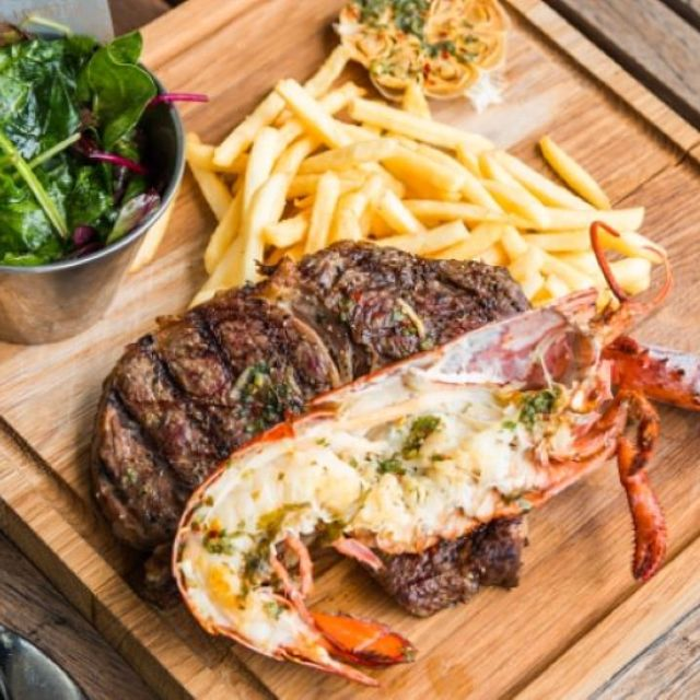 Preview Steak And Lobster Surf And Turf () - Steak & Lobster Marble Arch, London