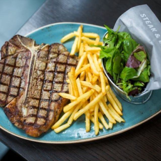 Preview Steak & Lobster T Bone Steak - Steak & Lobster Marble Arch, London