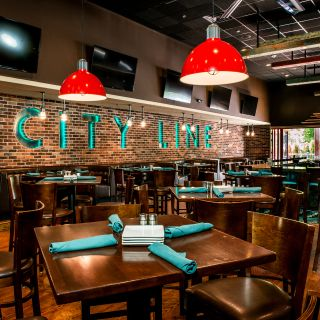 A photo of City Line Bar & Grill restaurant