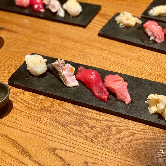 KINKA sushi bar izakaya ROPPONGI, Minato-ku, Tokyo