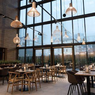 Foto von Scandic Frankfurt Museumsufer Restaurant