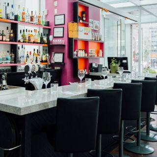 A photo of Brasserie T! Montréal Quartier des Spectacles restaurant