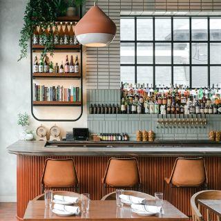 A photo of Lulu Bar restaurant