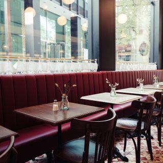 A photo of Chez Antoinette Victoria restaurant
