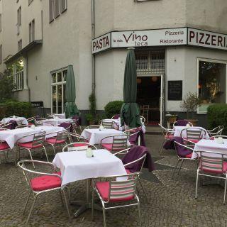 A photo of la mia Vinoteca restaurant