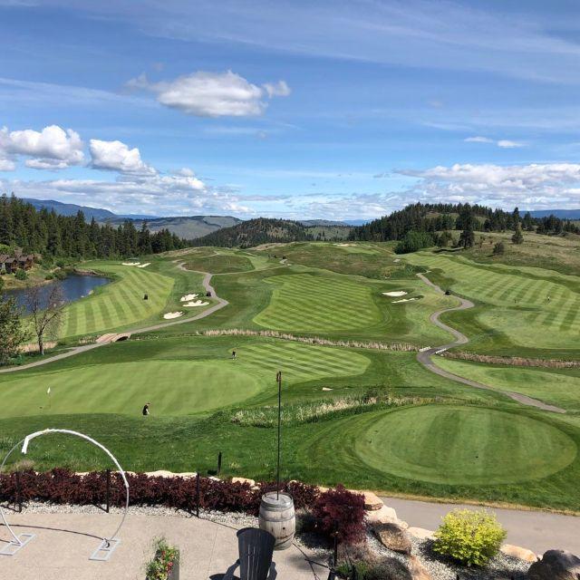 Range Lounge & Grill at Predator Ridge Resort, Vernon, BC