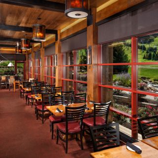 A photo of The Grille at Bear Creek restaurant