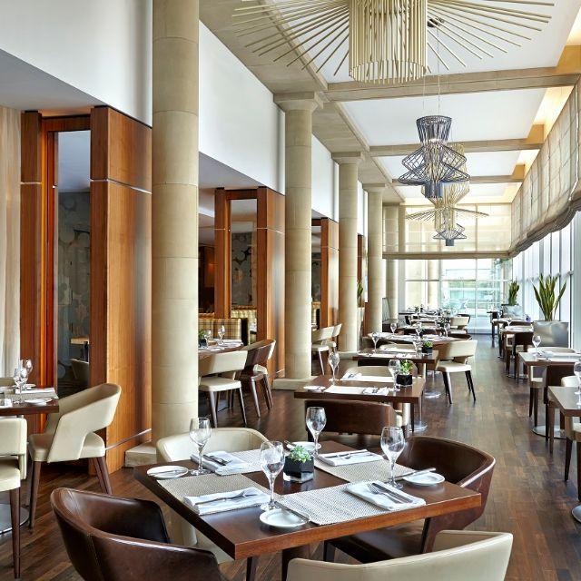 One Square Restaurant, Edinburgh
