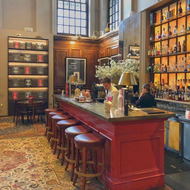 Swans Bar at Maison Assouline, London