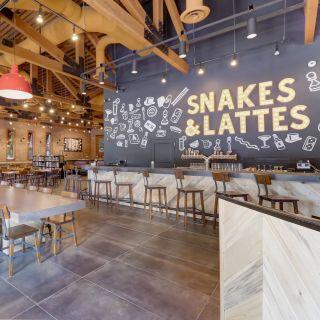Snakes & Lattes - Tempe