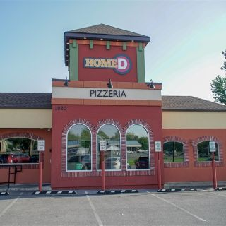 A photo of Home D Pizzeria restaurant
