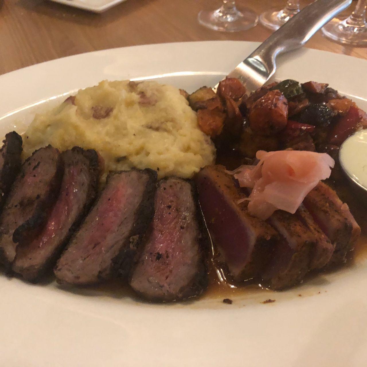 Bistecca e un BJ giorno