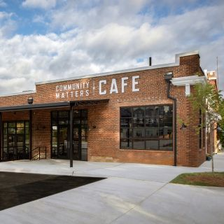 A photo of Community Matters Cafe restaurant