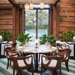 A photo of Cecconi's Miami Beach (fka Soho Beach House - Cecconi's) restaurant