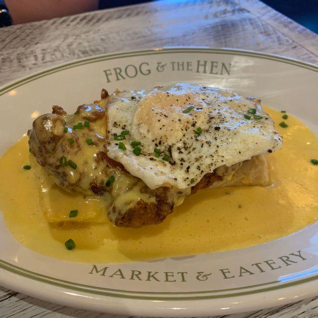 Frog & the Hen, Augusta, GA