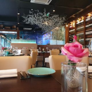 A photo of MUSE Brasserie restaurant