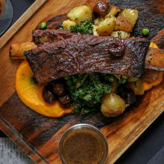 A photo of Brickworks Public House restaurant
