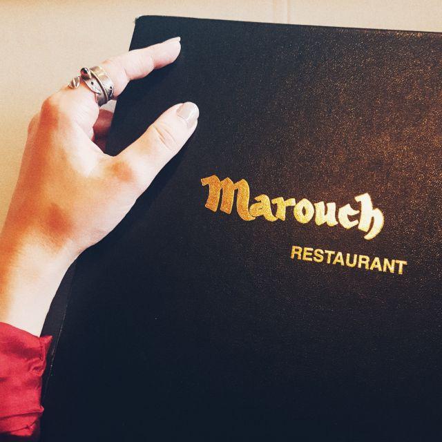Marouch Restaurant, Los Angeles, CA
