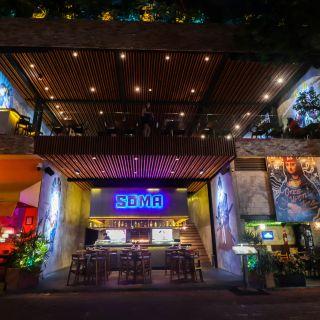 Una foto del restaurante Soma