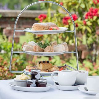 A photo of Afternoon Tea at Bartley Lodge Hotel restaurant
