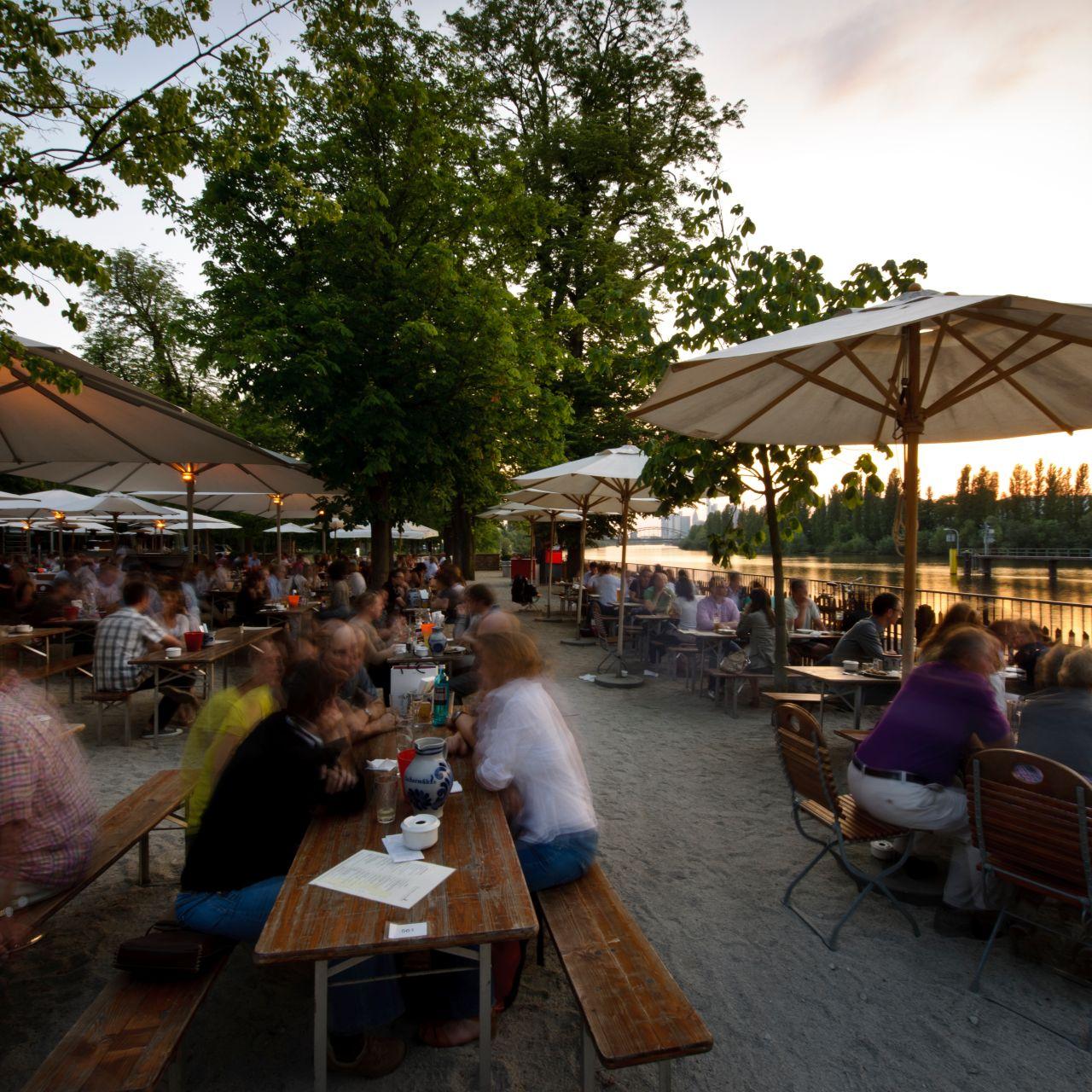 Gerbermuhle Restaurant Frankfurt Am Main He Opentable
