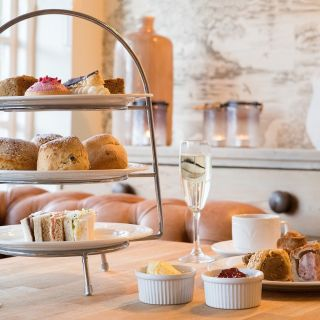 A photo of Afternoon Tea at Beaulieu Hotel restaurant