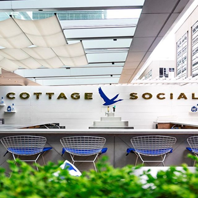 Cottage Social Pictures - DEQ Terrace & Lounge - The Ritz-Carlton, Toronto, Toronto, ON