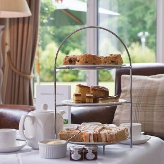 A photo of Afternoon Tea at Moorhill House Hotel restaurant