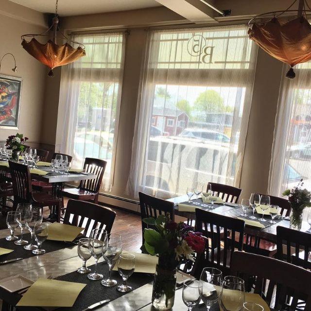 Bistro 5 Restaurant Medford Ma Opentable