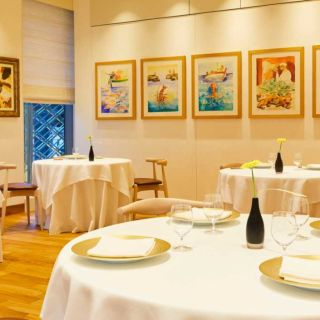 A photo of Restaurant Sant Pau restaurant