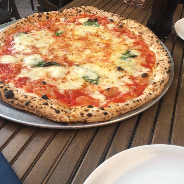 L'Antica Pizzeria Da Michele, Los Angeles, CA