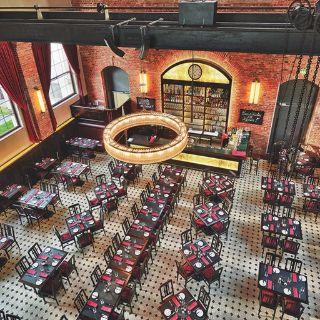 Foto von Restaurant Druckwasserwerk Restaurant