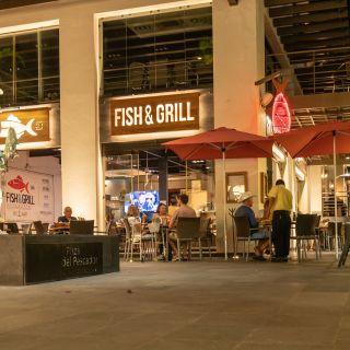 Una foto del restaurante El Fish & Grill