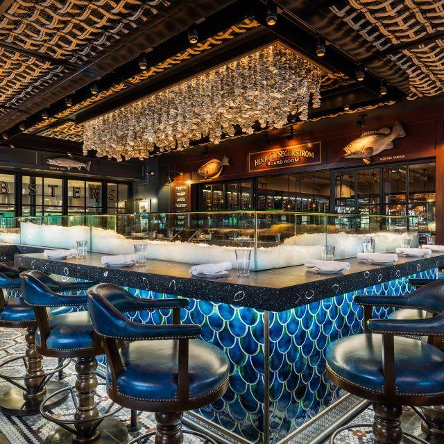 Ristorante Water Grill Forum Shops Caesar Palace Las