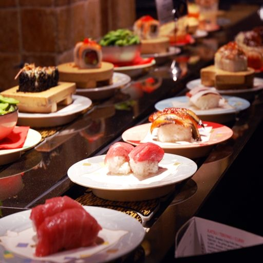 Sushi Hiroba, London