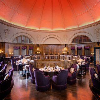 A photo of Baptist Grill at L'oscar London restaurant