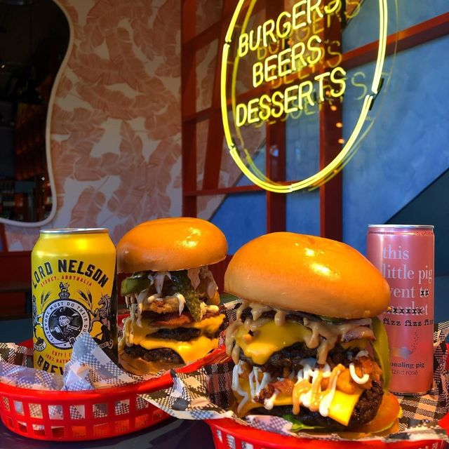 Stockman's burgers beers desserts, Dee Why, AU-NSW