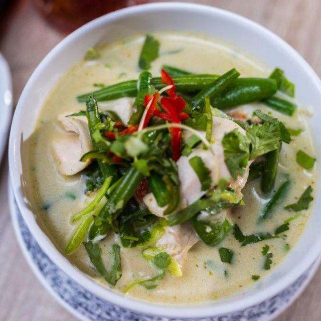 Thai Green Chicken Curry - Sohe, Newcastle upon Tyne, Tyne and Wear