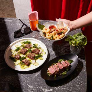 A photo of Greyhound Cafe restaurant