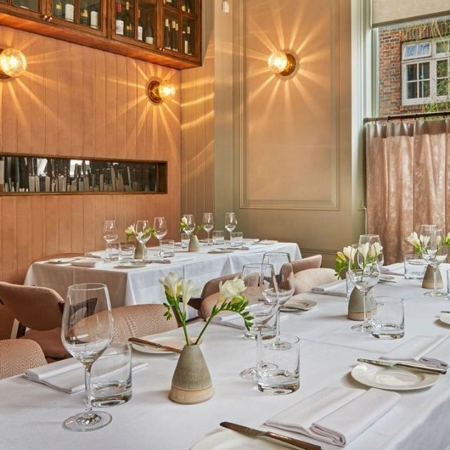 Restaurant Restaurant Interior - 104 Restaurant, London