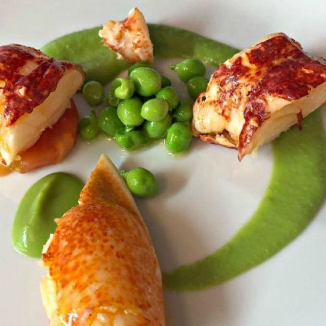 Restaurant Lobster - 104 Restaurant, London