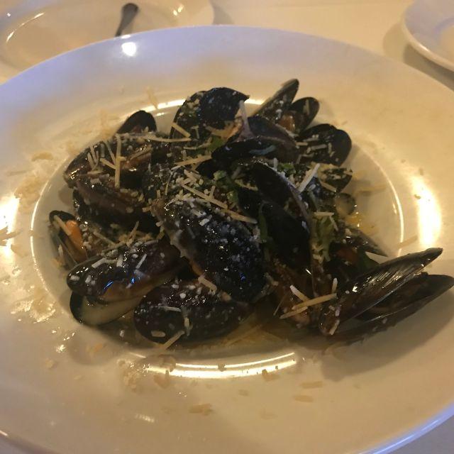 Scuzzi's Italian Restaurant, San Antonio, TX