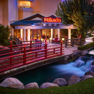 Mikado at Desert Springs JW Marriott