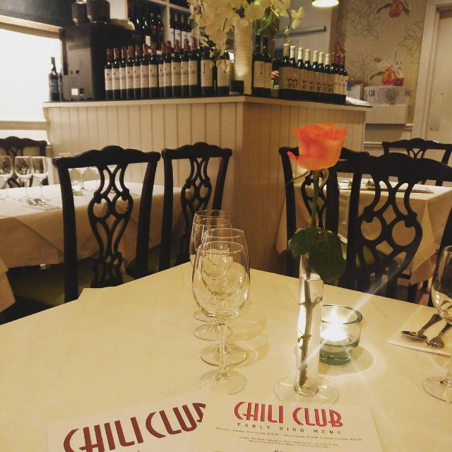 Chili Club, Dublin, Co. Dublin