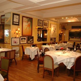 A photo of Langan's Brasserie restaurant