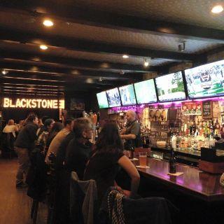 A photo of Blackstone Grill restaurant