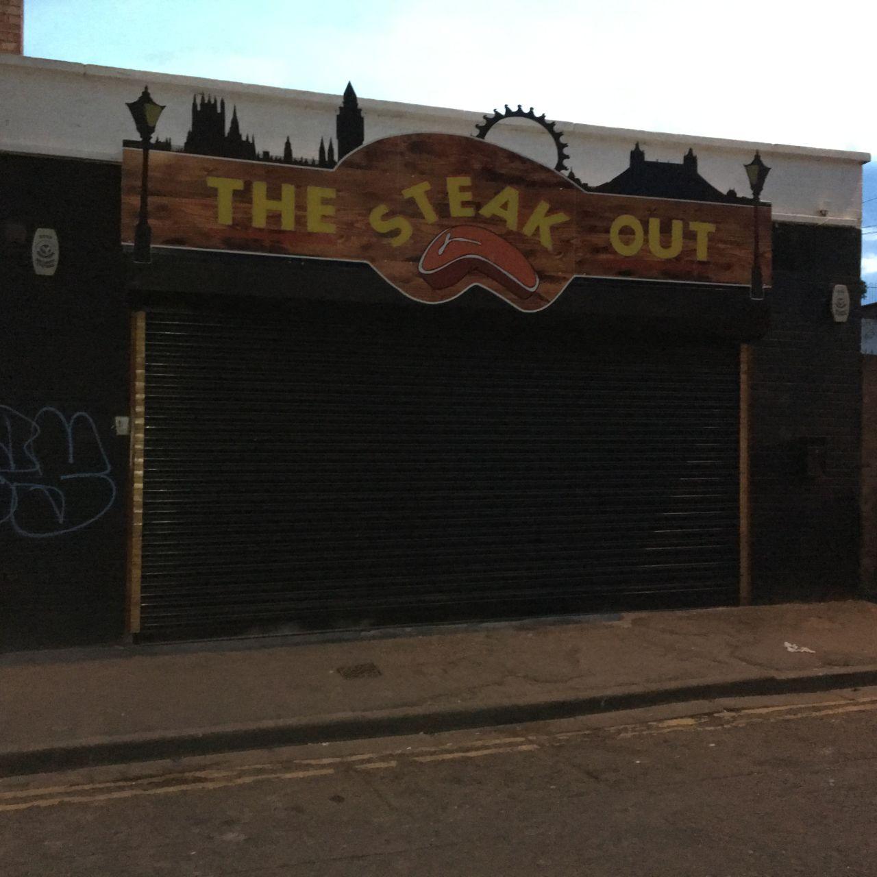 the steak out restaurant - northampton, northamptonshire