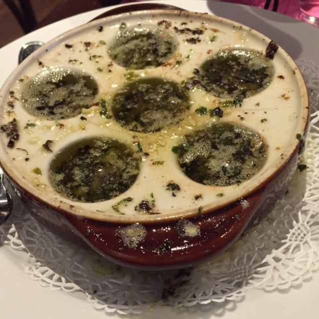 Escargot - Le Manhattan Bistro, Wilkes Barre, PA