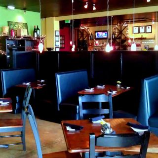 A photo of Ambrosia Bistro & Wine Bar restaurant